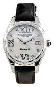 Наручные <b>часы Charles</b>-<b>Auguste Paillard</b> 400.101.15.13S ...