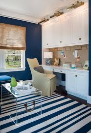 view full size fabulous white and navy blue office blue white home office