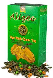 Зеленый <b>чай Alizee</b> Star Fruit <b>Green Tea</b> листовой — купить в ...