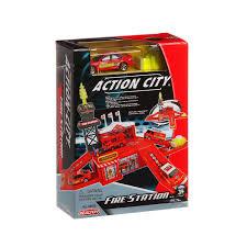 """Купить Игровой набор """"<b>Пожарная станция</b>"""" <b>Realtoy</b>, Box, в ..."""