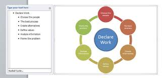 how to create diagrams in powerpoint for decision making processdecision making process