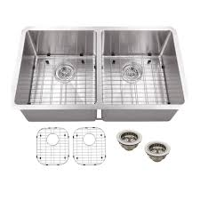 single bowl vs double bowl kitchen sink all in one undermount stainless steel  in double bowl kitchen sink