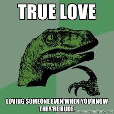 LOVING SOMEONE MEMES image memes at relatably.com via Relatably.com
