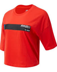 New Balance 03525 Women's <b>Sport Style Optiks Short</b> Sleeve Tee ...