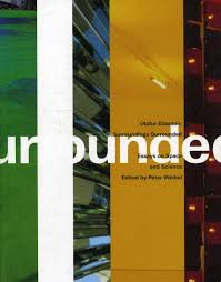 surroundings surround publication studio olafur eliasson surroundings surrounded essays on space and science 2001
