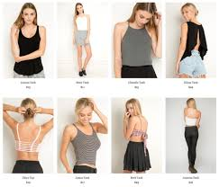teens love brandy melville a fashion brand that sells only one brandy melville