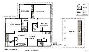 Tips  amp  Ideas  Two Bedroom House Plans For Family  Modern Bedroom    Two Bedroom House Plans For Family  Small Two Bedroom House Plans Free Design Architecture