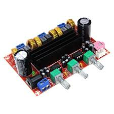 Generic DC12V-24V 2*50W+100W <b>XH</b>-<b>M139 2.1 Channel</b>: Amazon ...