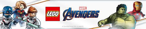 LEGO: LEGO Marvel Avengers - Amazon.com