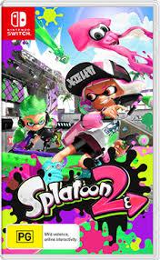 <b>Splatoon 2</b>   <b>Nintendo</b> Switch   <b>Nintendo</b> AU