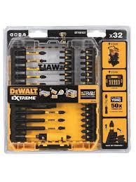 <b>Набор бит и насадок</b> DT70743T-QZ, 32 шт. DEWALT 12219019 в ...