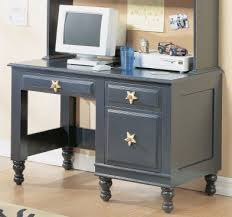 taking a bit of the old with a bit of the new this charming kids stars desk is the perfect addition for your childs bedroom featuring a large work space charming kids desk