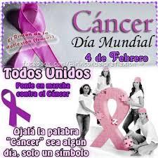 Resultado de imagem para dia mundial del cancer