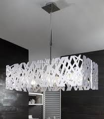 modern ceiling lighting fixture with white gloss frame light fittings home lighting shop ceiling lighting fixtures home