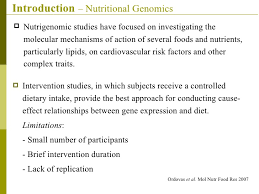 Nature Reviews          Introduction     Nutritional     SlideShare