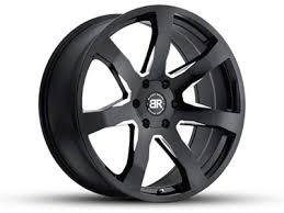 <b>Black Rhino</b> Sierra <b>Mozambique</b> Gloss Black Milled 6-Lug Wheel ...