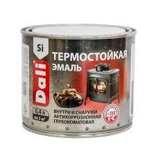 <b>DALI эмаль термостойкая</b>