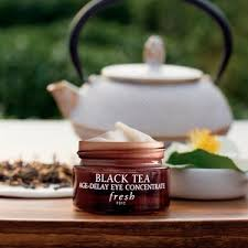 Black Tea Firming and De-Puffing Eye Cream - <b>Fresh</b> | <b>Sephora</b>