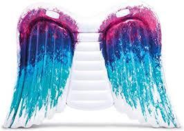 Intex Angel Wings Mat, Multi: Toys & Games - Amazon.com