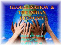 globalisation amp the indian economy