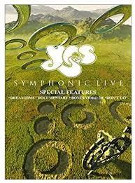 Yes - Symphonic Live: Yes, Jon Anderson, Steve ... - Amazon.com