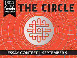 penn state reads launches essay contest for    common book    penn state reads launches essay contest for    common book      the circle