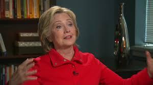hillary clinton on trump s oversized personality