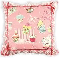 Декоративная наволочка Altali <b>Love</b> P702-2028/2, розовая, 45x45 ...