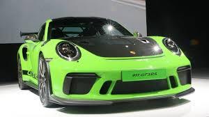 Porsche Highlights <b>Lightweight</b> 911 GT3 Weissach Package In NY