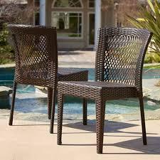 resin wicker furniture askrealty brown patio
