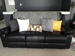 Of Living Rooms With Black Leather Furniture Living Room Decorating Ideas Black Leather Couch Decorating