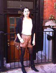 rachael sacks who ranted on essay complaining about poor people  unrepentant rachael sacks  addressed the furore over her essay today in front of her west village apartment in new york rachael sacks