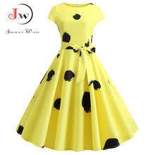 Best value <b>Yellow</b> Swing <b>Dresses</b> for <b>Women</b> – Great deals on ...