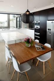 40 cool modern kitchen design ideas for your inspiration black white modern kitchen tables
