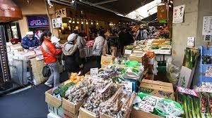 Tokyo Travel: Tsukiji <b>Fish</b> Market
