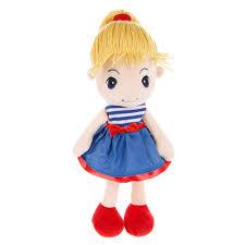 <b>Мягкая Игрушка Maxitoys</b>, Кукла Стильняшка Блондинка, 40 см