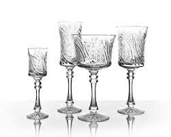 Купить <b>Набор из 6</b> хрустальных <b>фужеров</b> для шампанского ...