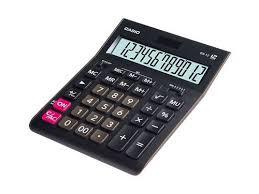 Купить <b>калькулятор Casio GR-12</b> 12-разрядный Чёрный по цене ...