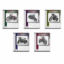 <b>Тетрадь</b> школьная ученическая <b>ErichKrause</b>® <b>Motorcycle Story</b>, 24 ...