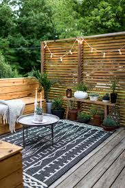 patio furniture cushion thick small outdoor spaces suffer the same fate as indoor rooms where to put