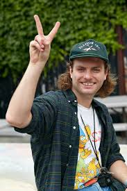 mac demarco is the gap toothed poster boy of slacker rock i d when i ask him about his influences he comes to attention his back straightening eyes sparkling i grew up loving the beatles and loving that sort of