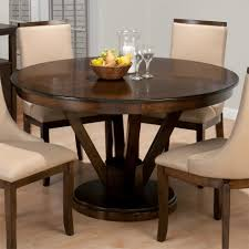 circle dining table room traditional