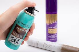 <b>Тонирующие спреи для</b> корней волос Wella и L'Oreal Paris ...