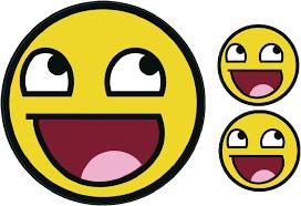 clipsuper.com Happy Face Meme via Relatably.com