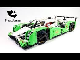 Lego <b>Technic</b> 42039 24 Hours <b>Race Car</b> - Lego Speed build ...