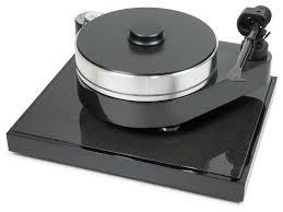 <b>Виниловый проигрыватель Pro-Ject RPM</b> 10 Carbon — купить по ...