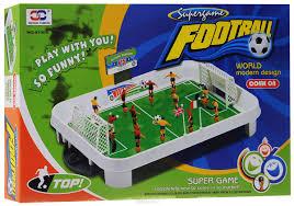 <b>Junfa</b> Toys <b>Настольная игра</b> Футбол 67008j, код 4606089102459