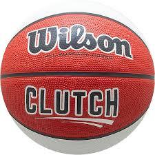 """<b>МЯЧ БАСКЕТБОЛЬНЫЙ</b> """"<b>WILSON Clutch</b>"""" Красный, купить в ..."""