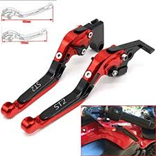 <b>CNC Folding Extendable Motorcycle</b> Brake Clutch Levers for Ducati ...