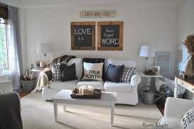 cottage casual living room lots
